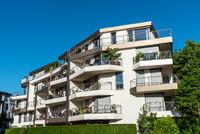 Neues Mehrfamilienhaus in München