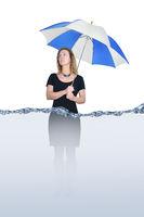 Regenschirm 34