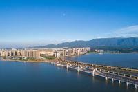 jiujiang city landscape