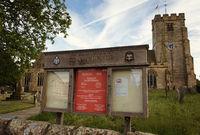 St. Laurence Kirche - IV - Hawkhurst - England