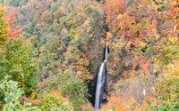 Tsumijikura Taki waterfall Fukushima