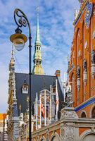 Architecture of Riga