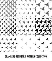 Seamless Pattern Collection from Shape Intersections