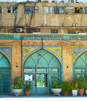 Modern and traditional architecture, Iran
