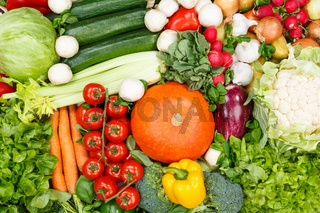 Vegetables collection food background tomatoes carrots potatoes fresh vegetable