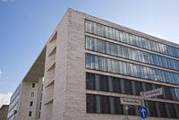 Außenfassade des Auswärtigen Amtes des Bundesrepublik Deutschland, Berlin