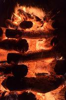 Bonfire of Saint John typical brazilian folklore
