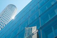 Skyscpaper  buildings