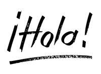 Hola! -  marker pen lettering