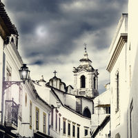 Medieval Portuguese city