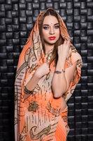 Portrait of Indian beautiful woman
