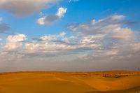 Thar Desert and Rajasthan
