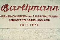 Barthmann Lebensmittelgroßhandlung