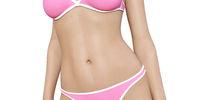 Bikini Model Body