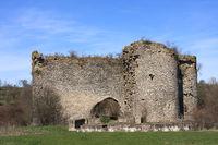 Schlossruine Geroldseck (Lothringen)