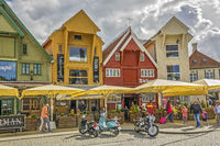 Open Air Market, Stavanger Norway