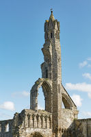 St. Andrews Cathedral in Scotland