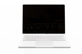Laptop isoliert