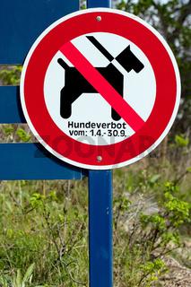Schilder an der Ostsee. 001