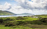 Landscape at Lamb's Head in Ireland