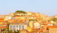 Lisbon Old Town  Portugal
