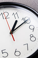 Turn back time - concept of turning clock backwards
