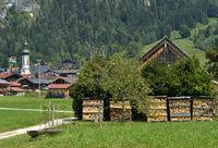 Reit im Winkl, Chiemgau, Chiemgauer Alpen, Bayern, Deutschland