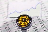 Kompass, Aktienkurs und Kurstabelle