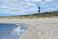 Leuchtturm List-Ost auf Sylt