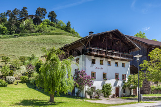 Old farm in South Tyrol
