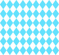 Oktoberfest seamless pattern. October fest in germany endless background. Repeating texture. Vector illustration
