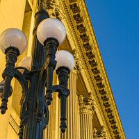 Neoclassical Style Building, Ciudad Vieja District, Montevideo, Uruguay