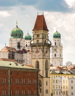 Towers of Passau