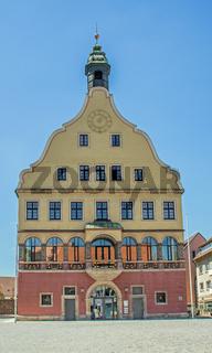 Ulm Schwörhaus