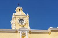 Antigua Guatemala Clock Tower