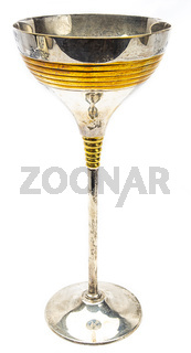 Silver and gold chalice