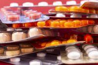 Pharmaceutical industry drugs pills vitamins