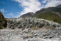 Fox Glacier Valley