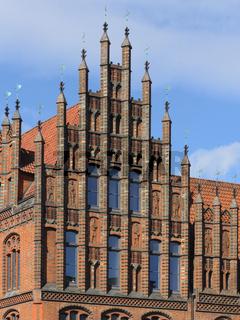 Hannover - Altes Rathaus, Deutschland