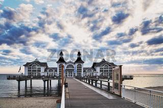 Seebrücke Sellin, Deutschland | Sellin Pier, Germany