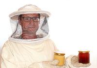 Honig aus der Imkerei