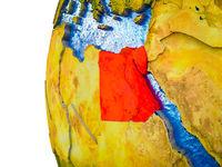 Egypt on 3D Earth