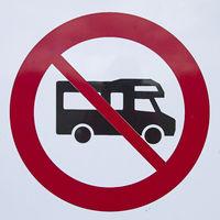 Wohnmobilverbot