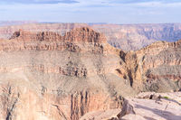 West rim of Grand Canyon