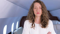 Business jet owner.