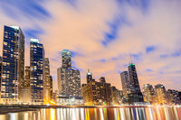Chicago Skylines building