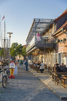 Restaurant im Hafen in Neustadt in Holstein