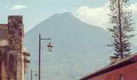 Spanish Colonial Antigua Guatemala