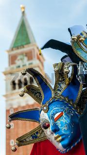Face Mask in Venice
