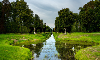 Parkanlage Schloss Moritzburg